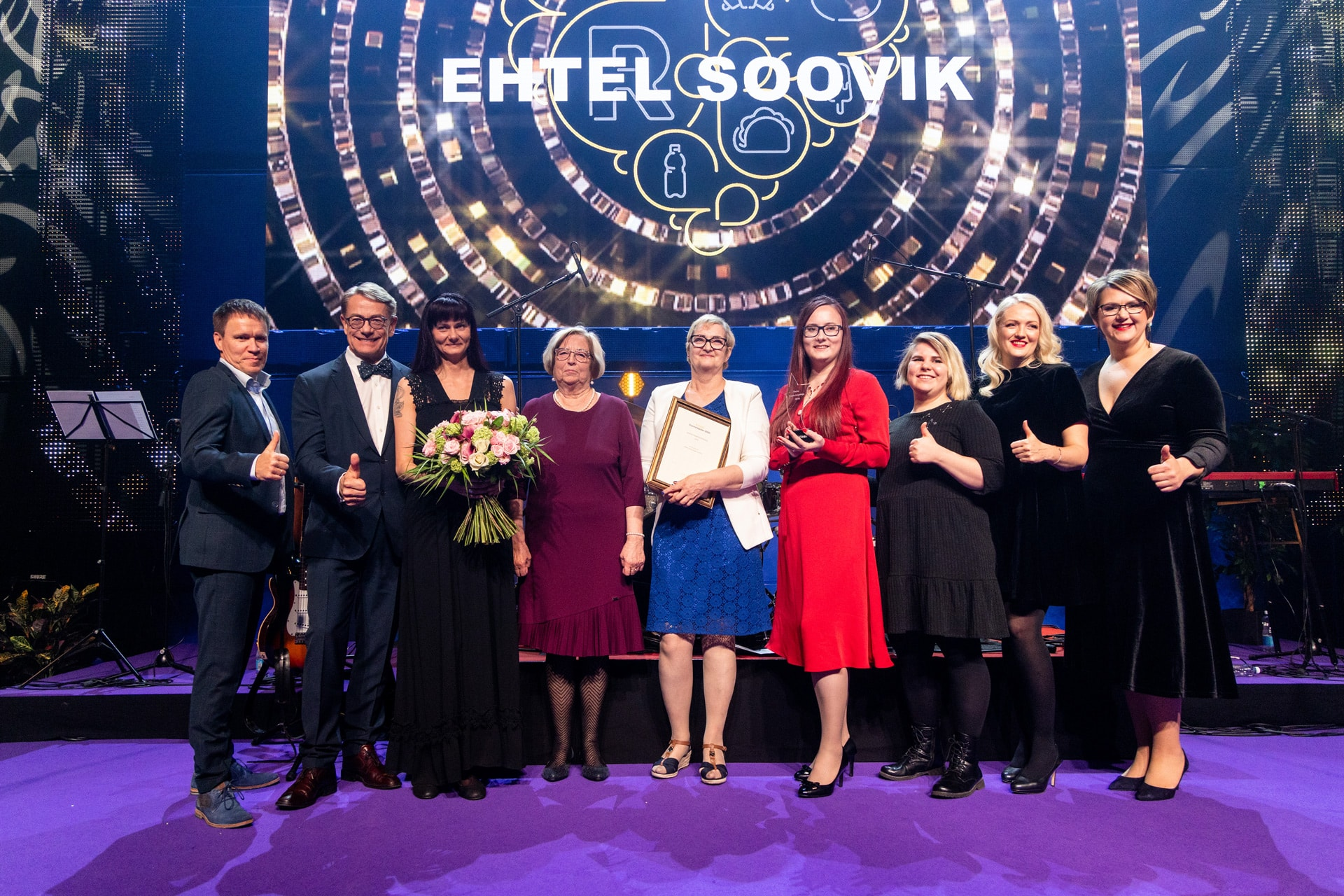 R-Kioski aasta frantsiisipidaja on Ehtel Soovik Pärnust