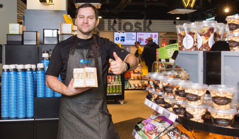 R-Kiosk karmistab hügieeninõudeid