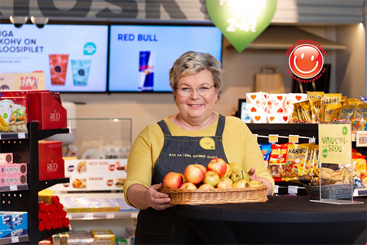 Kiida Teenindajat! 2020: märka head klienditeenindust R-Kioskites!